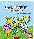 Moritz Moppelpo bei Oma und Opa