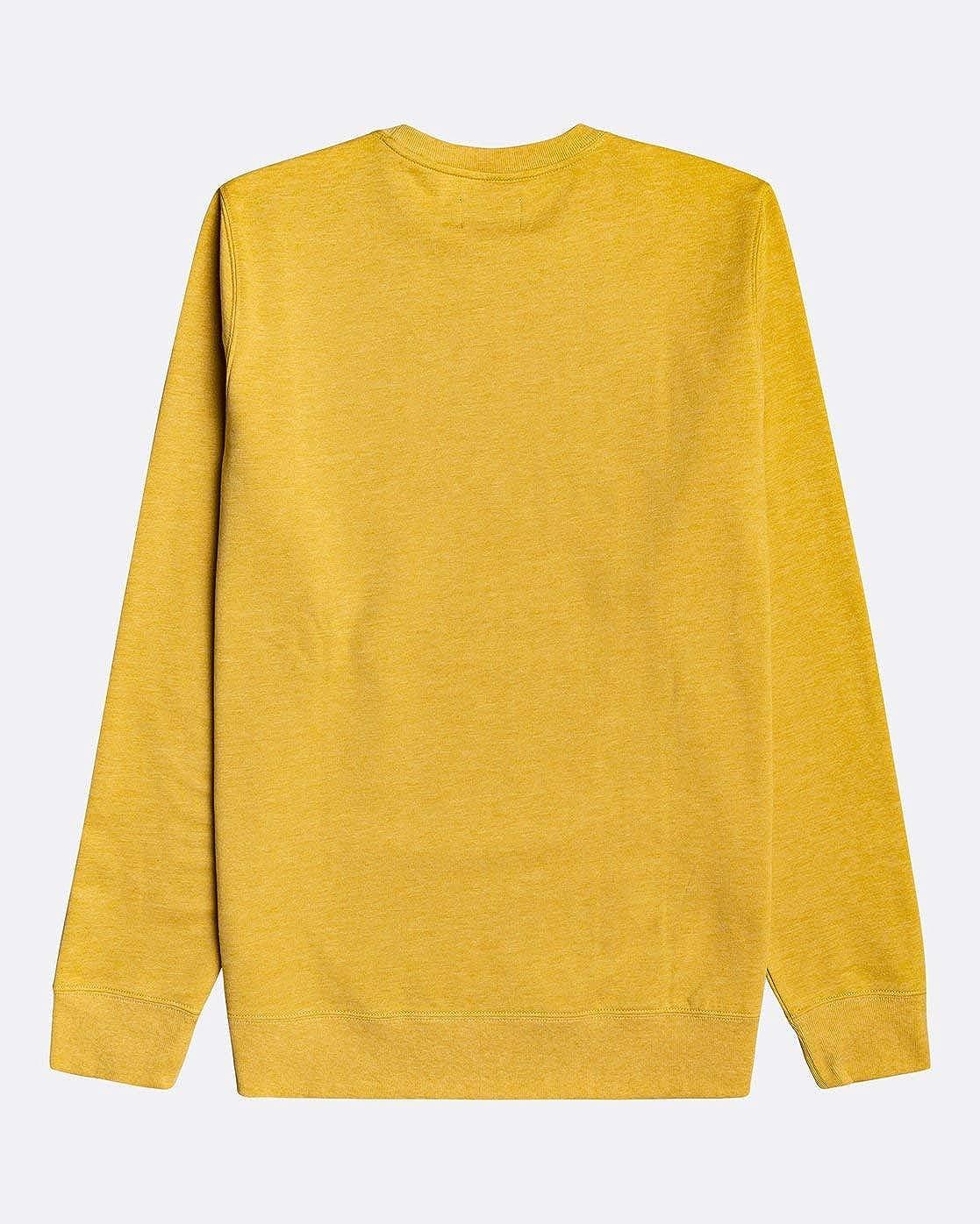 BILLABONG All Day Crew Sweater Senffarben