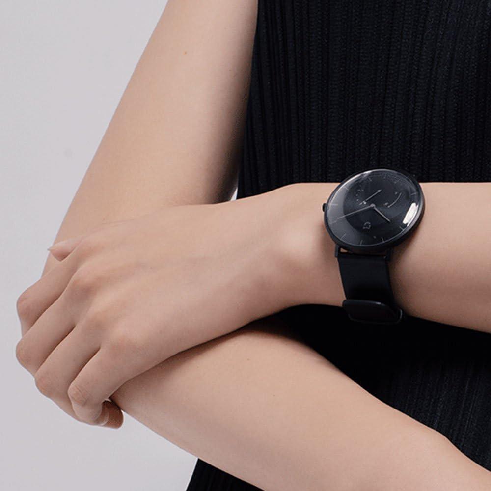 Amazon.com: MIJIA Quartz Watches Waterproof Double Dial with ...