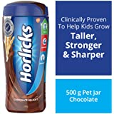 Horlicks Health & Nutrition drink - 500 g Pet Jar (Chocolate flavor)