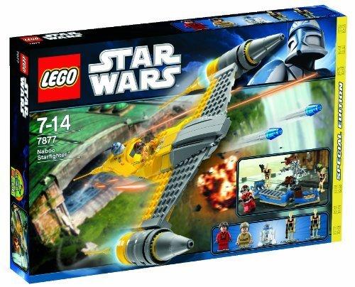 Lego Naboo N1 Starfighter - LEGO (LEGO) Star Wars Naboo Fighter 7877