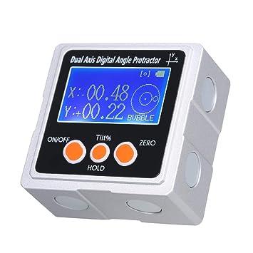 Digitaler Neigungsmesser Winkelmesser mit LCD Display
