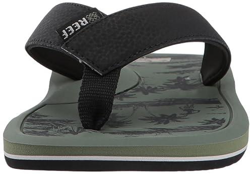 600d1fdde8a5 Amazon.com  Reef Men s Machado Day Prints Sandal  Shoes