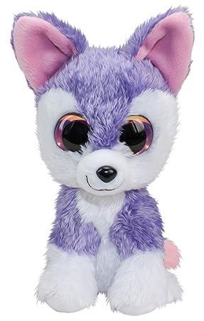 Lumo Stars Wolf Susi Animales de juguete Felpa Rosa, Púrpura, Blanco - Juguetes de