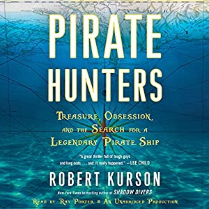 Pirate Hunters Hörbuch