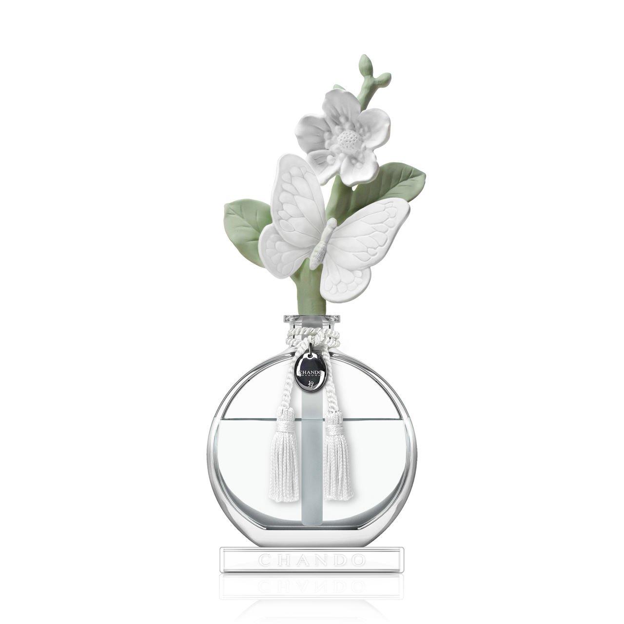 Chando Fantasy Collection Aroma Porcelain Diffuser Apple Blossom 100ml