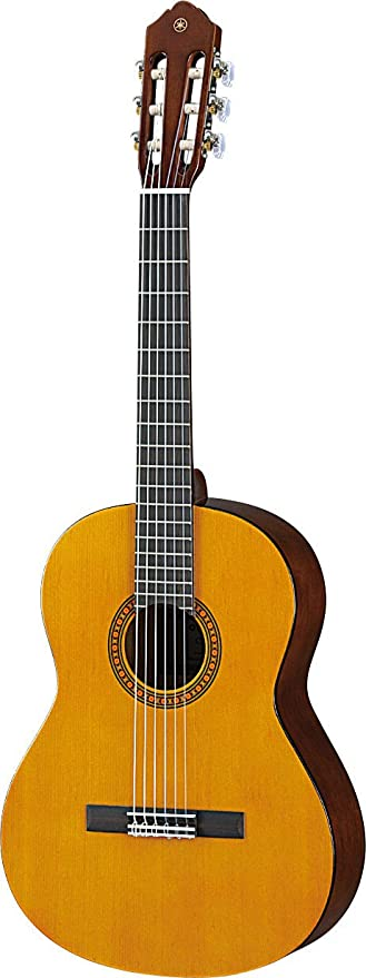 Amazon.com: Yamaha CGS103A 3/4-Size Classical Guitar with Accessories Bundle: Musical Instruments