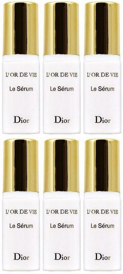 Dior L'Or DE Vie Le Serum Travel size (5ml x 6 bottles)