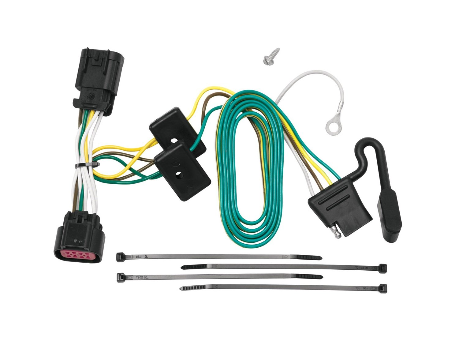 Tow Ready 118417 T-One Connector Assembly