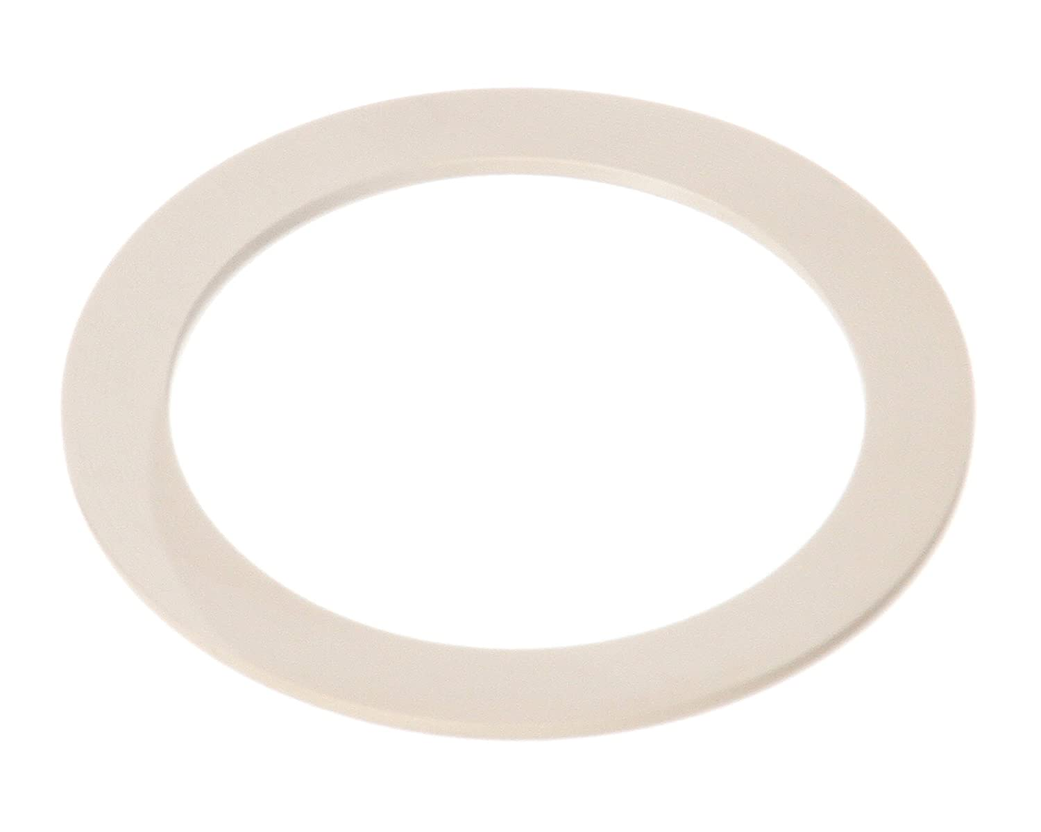 Nu-Vu 70-0354-A White Gasket Viton Light Globe