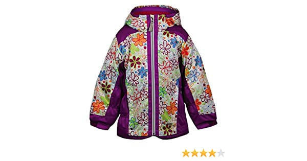 f317a939c156 Amazon.com  Snow Dragons Kissable Ski Jacket Little Girls  Clothing
