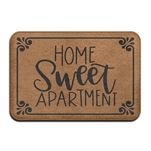 Amazon.com: Home Sweet departamento moda 15,7 x 23,6 en ...