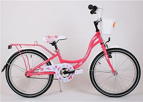 Barabike 20 FLO de KOR Bicicleta Infantil 20 Pulgadas Rueda de ...