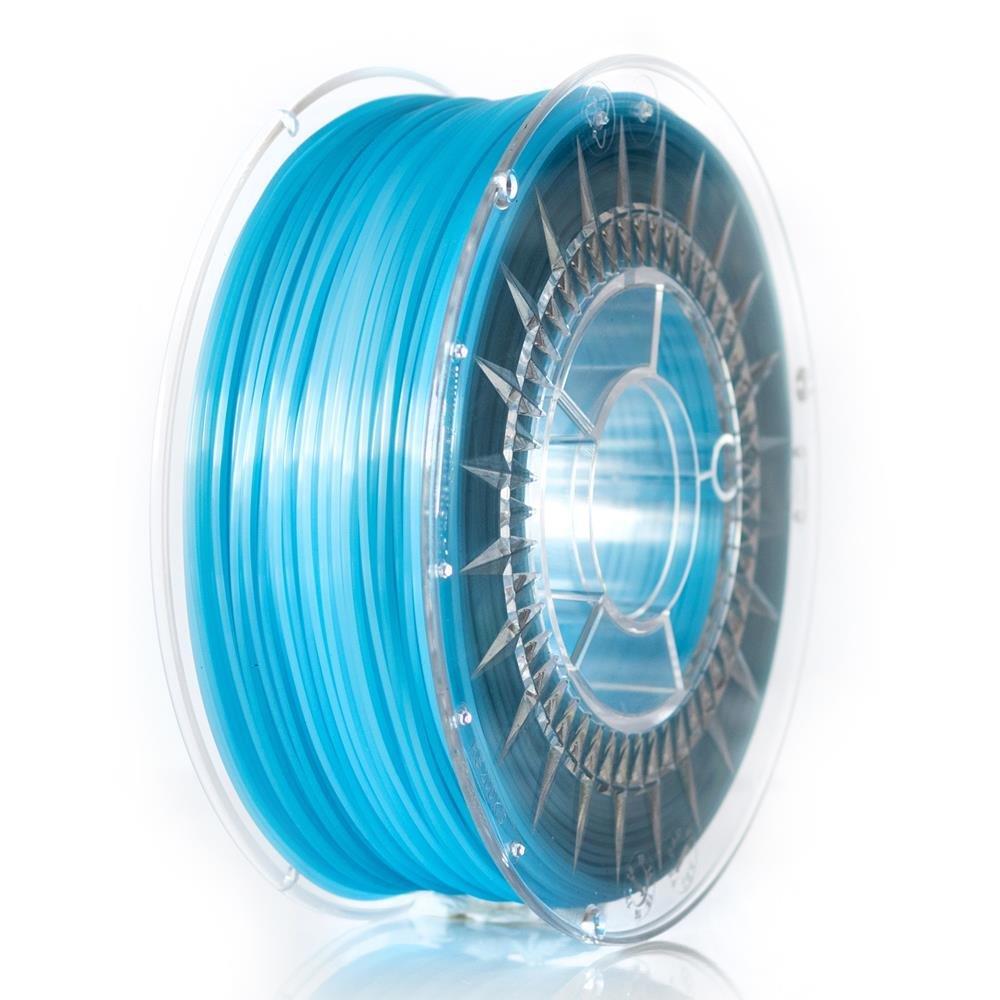 NuNus, filamento PLA da 1kg, 1,75mm/3,00 mm in qualità Premium, adatto per stampante 3D, penna 3D Makergear Ultimaker, ecc., Magenta, PLA 1,75mm filamento PLA da 1kg 75mm/3 00 mm in qualità Premium 105391