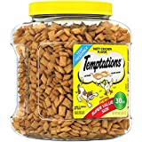 Temptations Cat Treats, Tasty Chicken Flavor, 30 Oz. Tub, Makes A Great Holiday Cat Treat