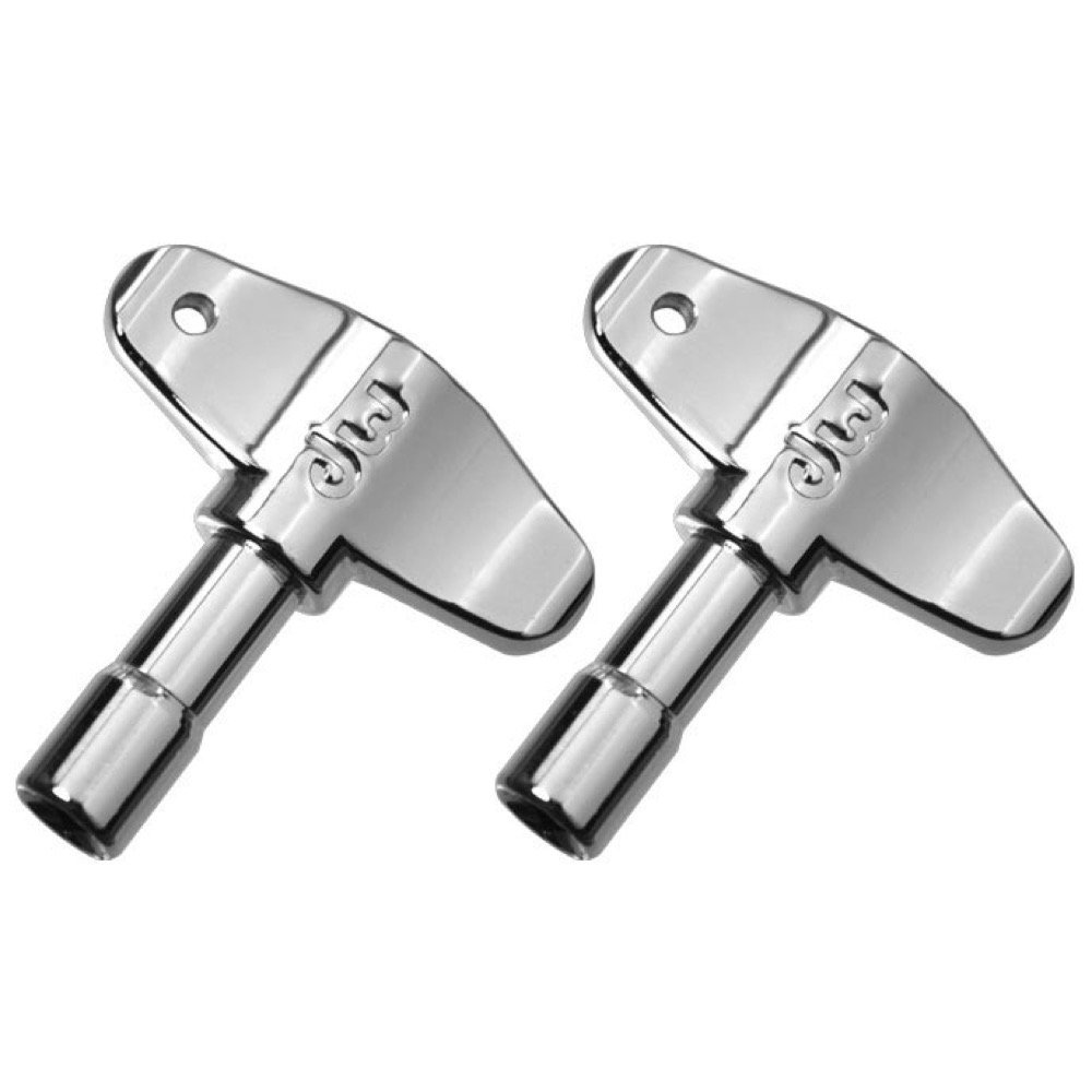 Drum Workshop, Inc. SM801-2 Standard DW Drum Key 2 Pack DWSM801-2