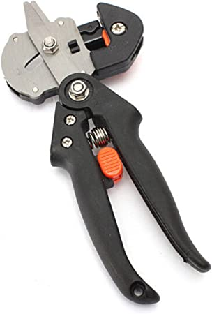 Grafting Machine Garden Tool with 2 Blades Tree Shears Scissor Cutting Pruner~AL