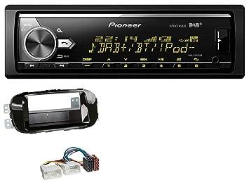 Pioneer x580dab Bluetooth USB DAB MP3 Radio de coche para Kia Soul (PS a partir de 14) Piano de Negro: Amazon.es: Electrónica