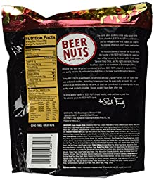 HOT Beer Nuts Bar Mix 32 Ounce Bag Pack of 2