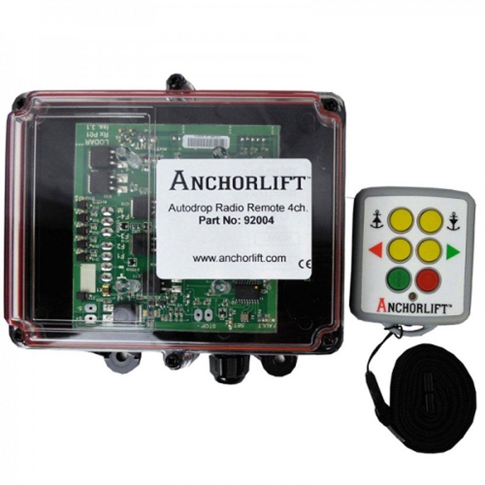 amazoncom anchorlift direct radio remote autodrop 4 channel