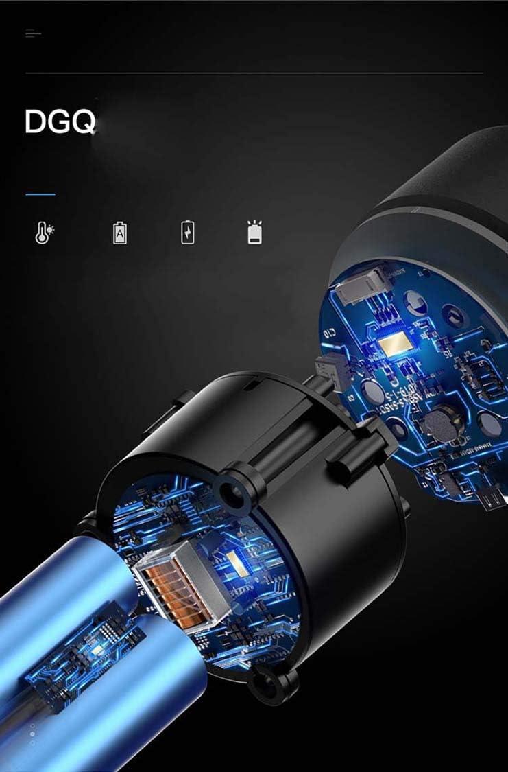 RLUJIUAP Inteligente Purificador de Aire para Coche, ambientador ...