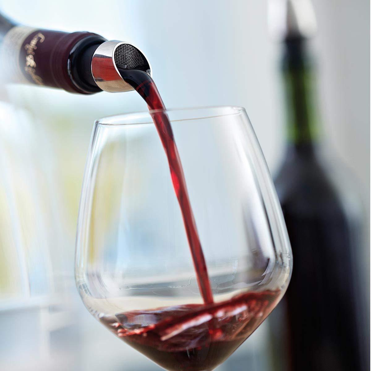 Nuance Wine Finer Deluxe Escanciador de Vino