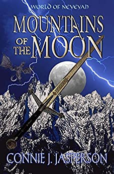 Mountains of the Moon (World of Neveyah) by [Jasperson, Connie]