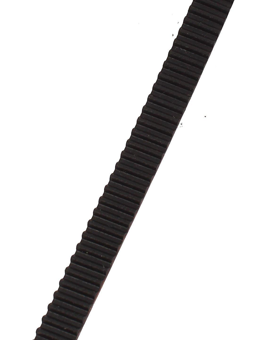 S2M 1M 6 mm de ancho de 2 mm Pitch de boca abierta Correa Negro para impresoras 3D - - Amazon.com