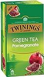Twinings Green Tea, Pomegranate, 25 Tea Bags