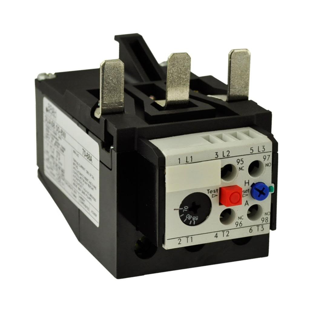 Direct Replacement for Siemens 3UA58-00-2V Overload Relay Direct Replacement with 2 Year Warranty