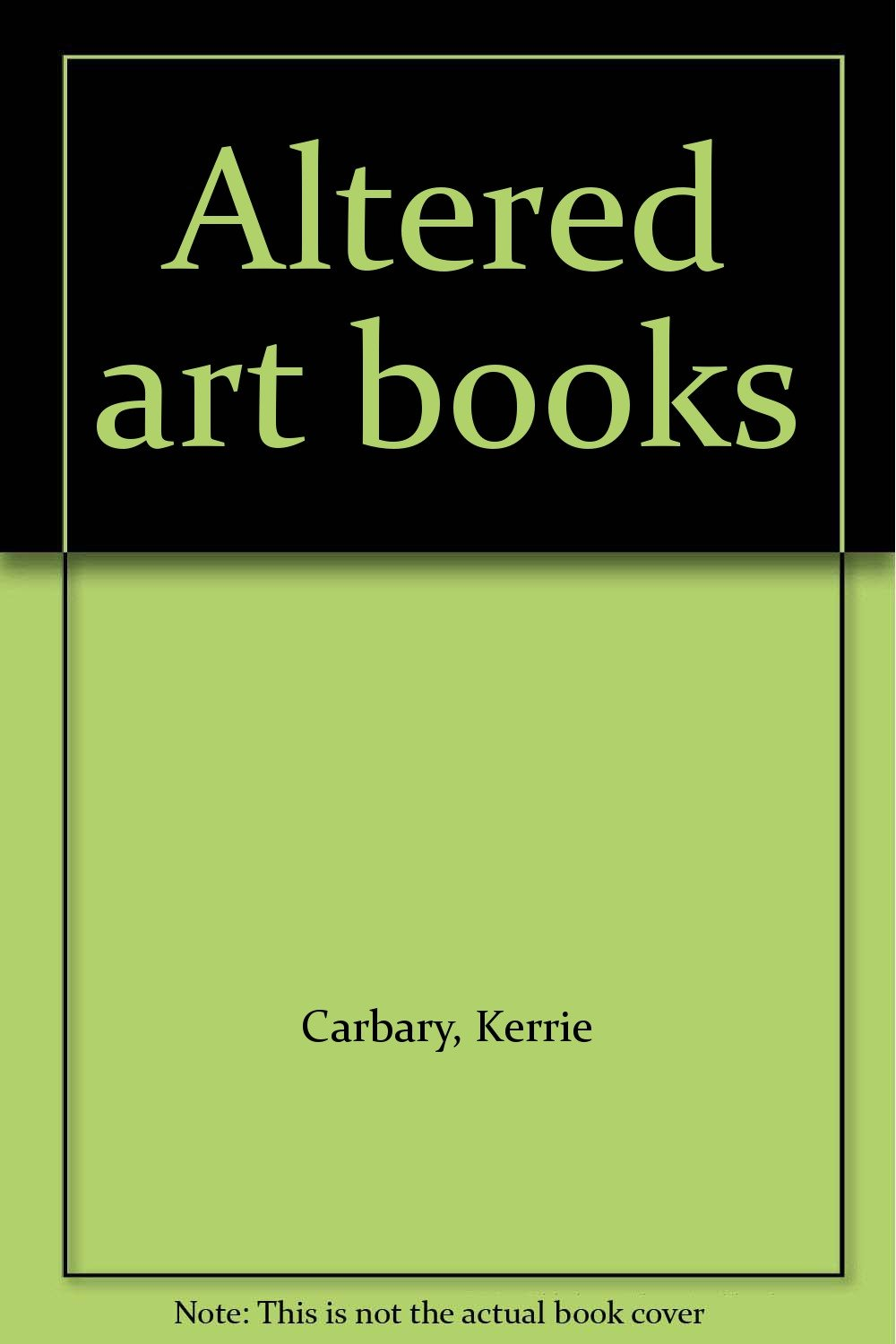 Download Altered art books ebook