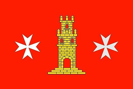 magFlags Bandera Large Torrelameu, Lérida, España | Bandera ...