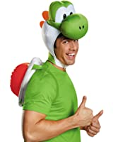 Disguise Men's Yoshi Costume Accessory Kit - Adult