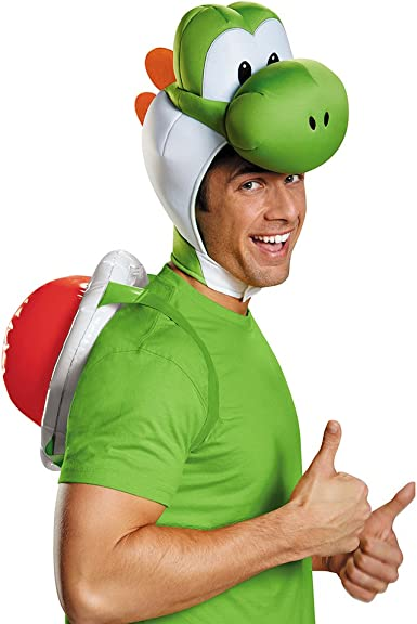 Disguise Deluxe Disfraz Yoshi Extra-Large Mens