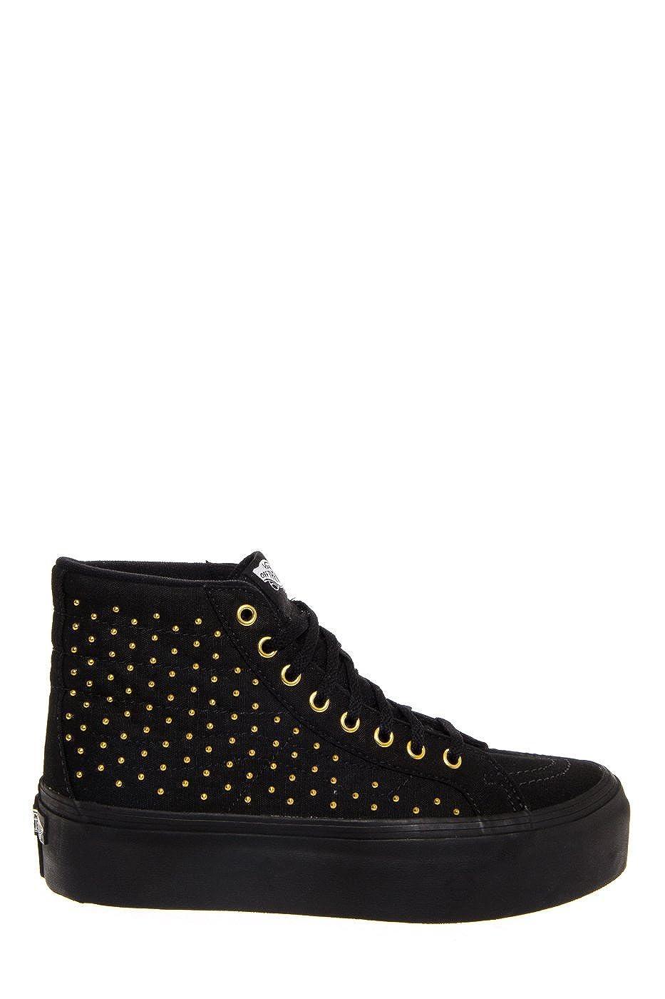 635e9303e9 Vans Women s Sk8-Hi Studded Platform Sneakers