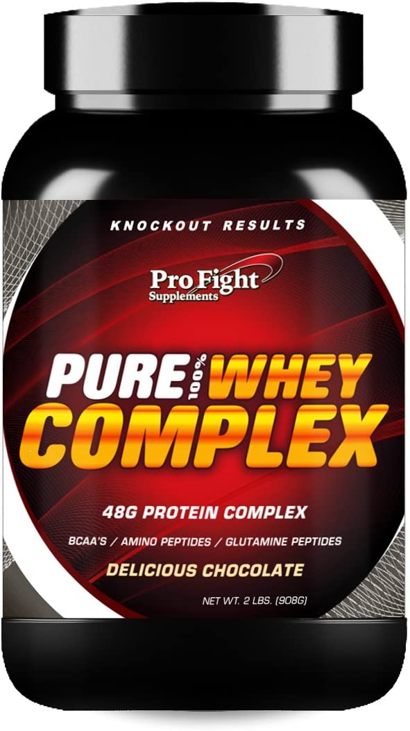 Profight Supplements Pure 100 Whey Complex 2Lbs