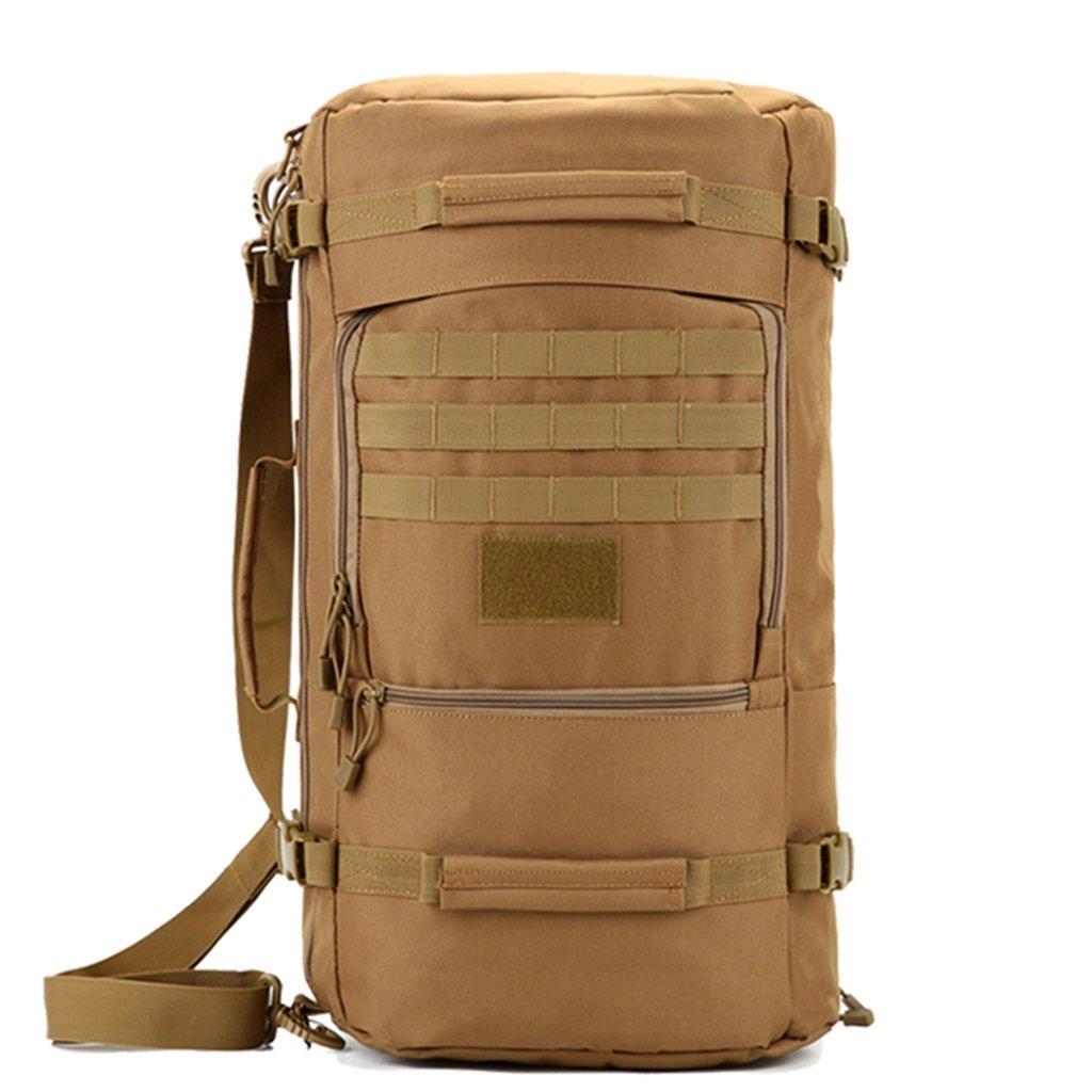 HGXC 旅行用バックパックアウトドア旅行用バッグ防水ポータブル登山バッグ40L / 50L / 60L (サイズ さいず : 60 60) B07GCK27MW