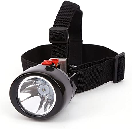 10W Power LED Miner Light Headlight Mining Lamp For Hunting Camping Fishing
