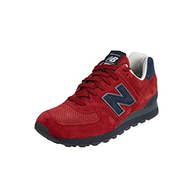 dc563c90a8342 Amazon.com | New Balance Men's Us574xad | Fashion Sneakers