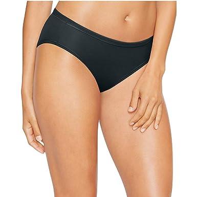c4dfe7651f14 Hanes Womens Ultimate ComfortSoft Bikini (47HUSK) at Amazon Women's ...