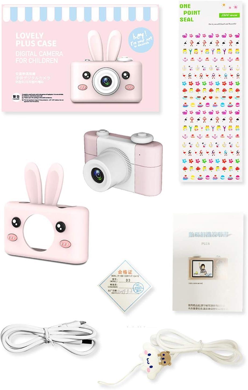 Amazon.com : Cámara Digital para niños con tarjeta SD de 16 ...