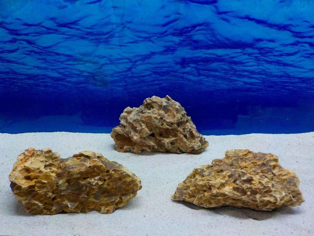 offerta speciale Art.64 7693 - Pietre Decorative per Acquario, Misura XL, 20-45 20-45 20-45 cm  buona qualità