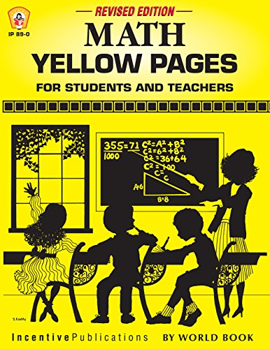 math-yellow-pages-revised-edition