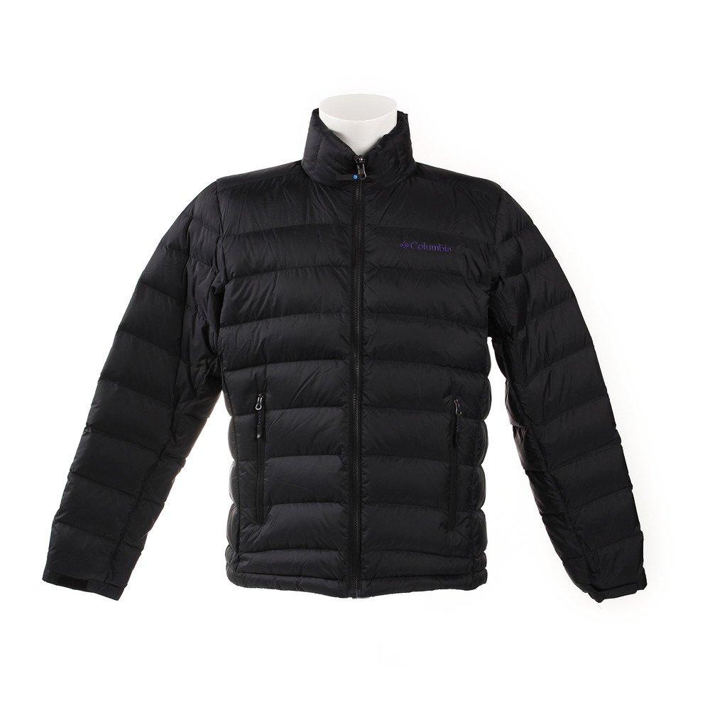 コロンビア(コロンビア) マウンテンスカイラインジャケット Mountain Skyline Jacket PM5429 メンズ ダウンジャケット (ブラック/M/Men's) B01M715NXK  -