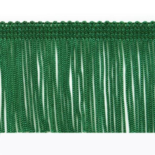 Trim Emerald - Expo International 20-Yard Chainette Fringe Trim, 2-Inch, Emerald