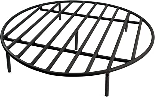 Hi-Flame Round Fire Pit Firewood Grate