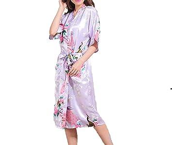 26f3c37585a Amazon.com  Fun-Store-Exotic-Sleepwear-and-Robe-Sets Nightgown Women ...