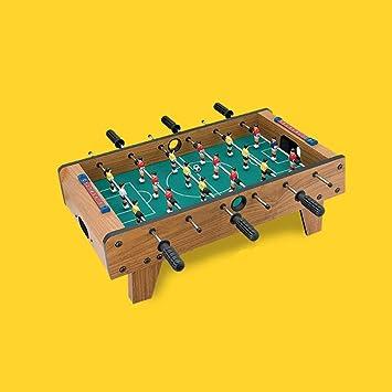 Yousheng Mini fútbol y Mini Air Hockey y Mini Tabletop Pool Set ...
