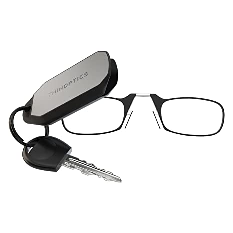 35421bd7475 ThinOptics Reading Glasses + Keychain Case