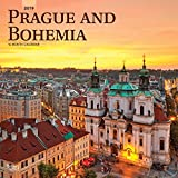Prague and Bohemia 2019 12 x 12 Inch Monthly Square Wall Calendar, Scenic Travel Europe Czech Republic (Multilingual Edition)